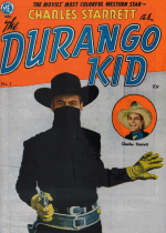 Cover For Durango Kid