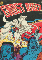 Cover For Ghost Rider