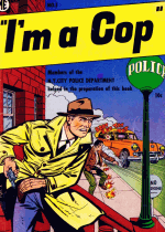 Cover For I'm a Cop