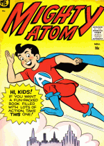 Cover For Mighty Atom