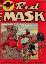 Thumbnail for Red Mask