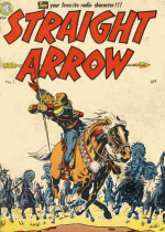 Cover For Straight Arrow