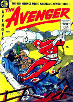Cover For The Avenger