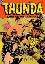 Cover For Thun'da