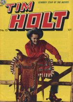 Cover For Tim Holt