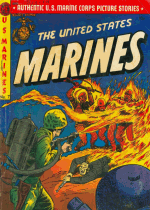 Cover For The United States Marines