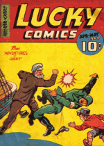Thumbnail for Lucky Comics