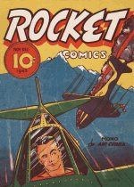 Thumbnail for Rocket Comics