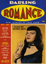 Cover For Darling Romance