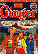 Cover For Ginger