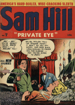 Thumbnail for Sam Hill Private Eye