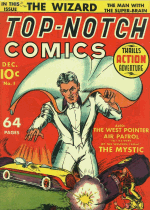 Thumbnail for Top-Notch Comics