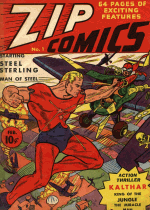 Thumbnail for Zip Comics