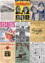 Thumbnail for Newspapers and Magazines
