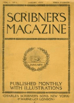 Cover For Scribner's Magazine
