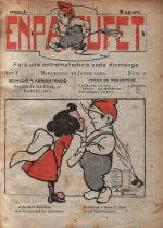 Cover For En Patufet