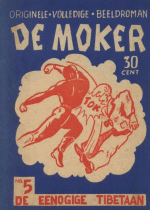 Cover For De Moker