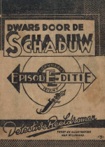 Cover For De Schaduw