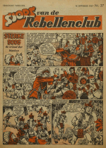 Cover For Sjors Van De Rebellenclub