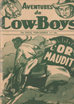 Cover For Aventures de Cow-Boys