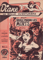 Cover For Diane, La Belle Aventuriere