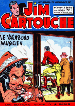 Cover For Jim Cartouche