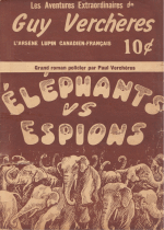 Cover For Les Aventures Extraordinaires de Guy Verchères