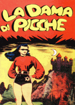 Cover For La Dama Di Picche
