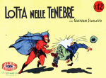 Cover For Il Giustiziere Scarlatto