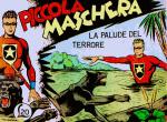 Cover For Piccola Maschera