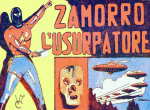 Cover For Zamorro