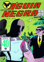 Cover For Aguia Negra