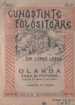 Cover For Cunoştinţe Folositoare