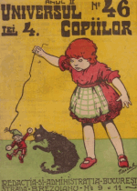 Cover For Universul Copiilor
