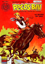 Cover For Aventures de Pecos Bill
