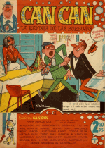 Cover For Can Can