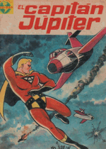 Cover For El Capitán Júpiter