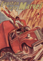 Cover For El Capitán Marvel