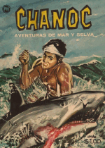 Cover For Chanoc