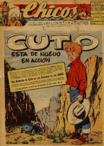 Cover For Chicos