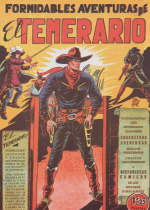 Cover For El Temerario