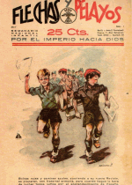 Cover For Flechas y pelayos