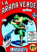 Cover For La Araña Verde