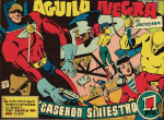 Cover For Aguilla Negra