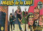 Cover For Angeles de La Calle