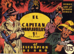 Cover For El Capitán Maravillas