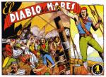 Cover For El Diablo de Los Mares