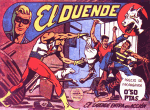 Cover For El Duende