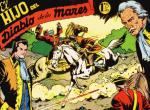 Cover For El Hijo del Diablo de Los Mares