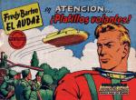 Cover For Fredy Barton El Audaz